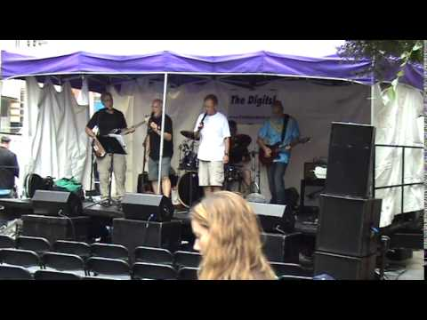 The Shape I'm In, The Digits! Uncorked Wine and Music Festival, 8/23/2014