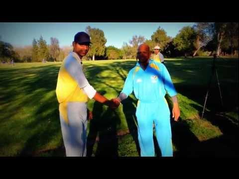 Toss for match 2 San Diego Cricket team vs Venture Woodley