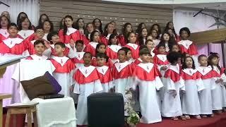 Lindo Natal - Cantata de Natal Infantil AD Pituba