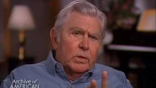 Andy Griffith Interview Selections - EMMYTVLEGENDS.ORG