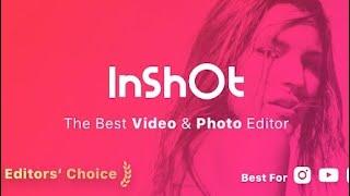 Inshot best free video photo editing tutorial// kaise videos ar photos ko edit krain..