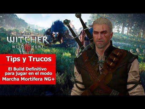 The Witcher III   Tips y Trucos   El Build definitivo para Marcha Mortífera NG+