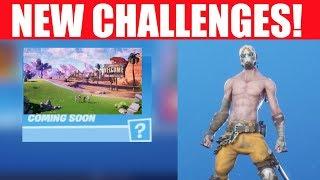 Welcome to Pandora Challenges! & Free rewards Fortnite x mayhem