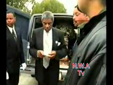 Eazy Es Funeral Rip 1963 1995 Youtube