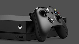 Xbox One X UNBOXING + GAMEPLAY! 🎮 New BEST Console