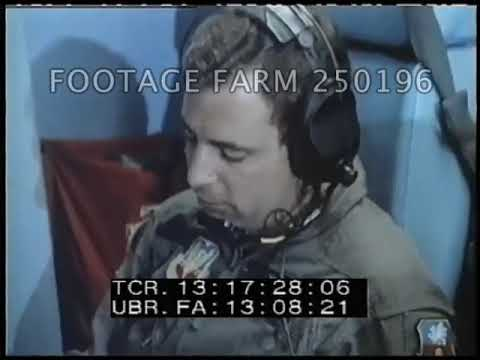 USAF EC-135 Operation Looking Glass - 250196-10 | Footage Farm Ltd