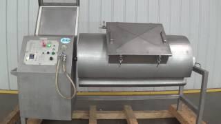 C4283 Biro VTS 500 Vacuum Tumbler SIGMA Equipment(, 2017-04-12T21:33:00.000Z)