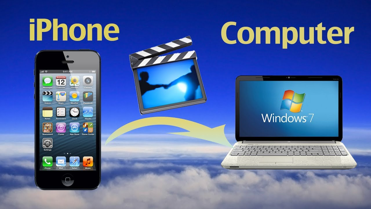 How to Transfer Videos from iPhone to PC? How to Copy ...