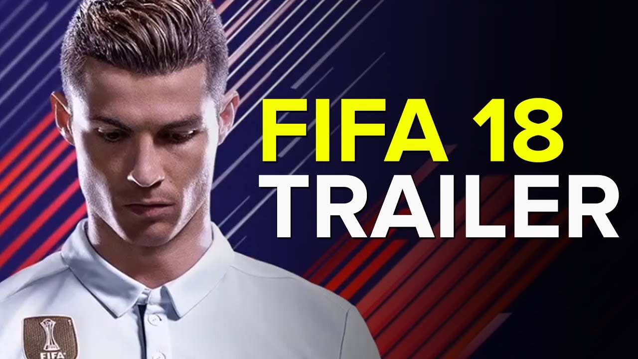 youtube how to look like ronanldo in fifa 18