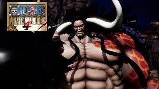 One Piece: Pirate Warriors 4 - Kaido and Big Mom Trailer - PS4/XB1/NSW/PC