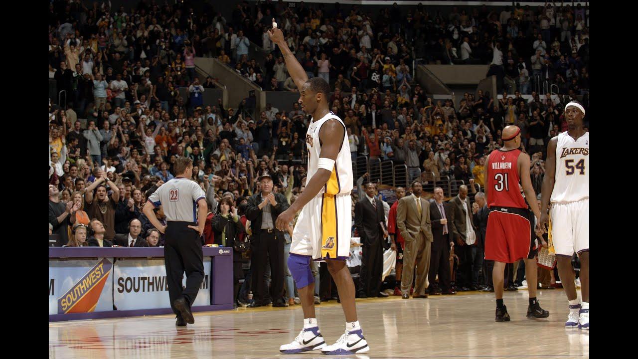 Kobe Bryant's Best Plays Through the Years