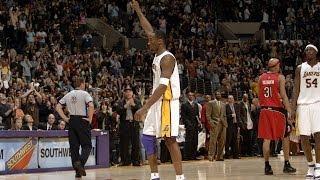 Repeat youtube video Kobe Bryant's Best Plays Through the Years