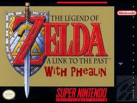 Let's Go Back in Time and Play: Legend of Zelda: A Link to the Past - Part 1