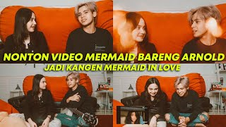 FLASHBACK VIDEO MERMAID BARENG ARNOLD!!