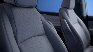 homepage tile video photo for 2022 Honda Odyssey: Interior