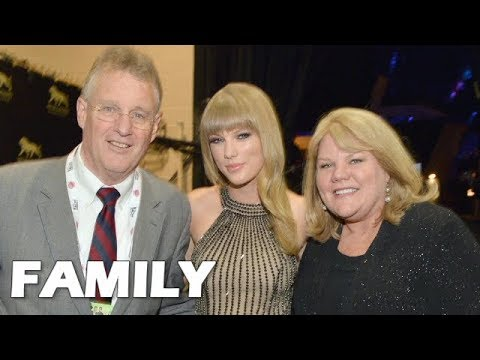 Taylor Swift Family Pictures || Father, Mother, Brother!!!