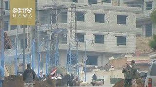 On site: CCTV visits Syria's besieged town of Madaya