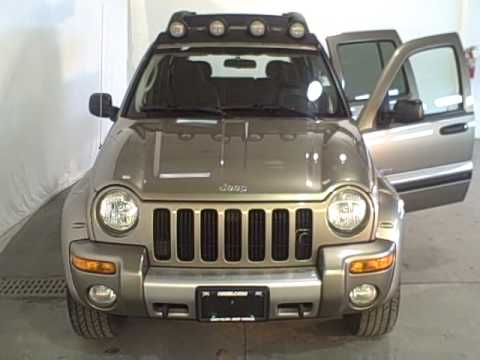 2004 jeep liberty renegade d410l youtube. Black Bedroom Furniture Sets. Home Design Ideas