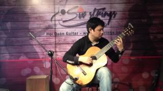 Để nhớ một thời ta đã yêu - Lê Hùng Phong - Solo Guitar