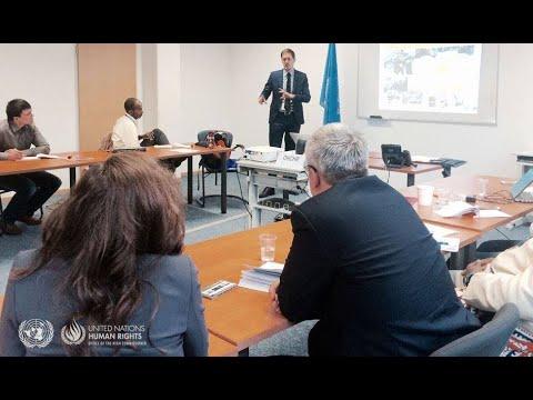 United Nations training for minorities - OHCHR