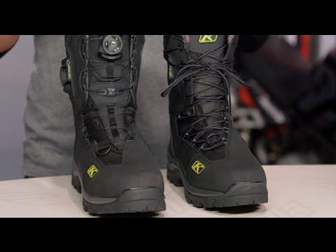 Klim Adrenaline GTX BOA Boots Review at
