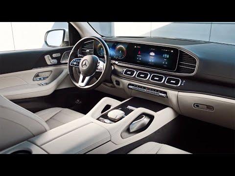 Mercedes-Benz GLS (2019): Interior Design