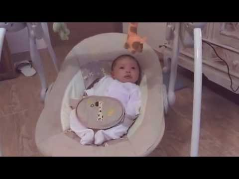 "My Little Angel Has A New Bouncer ""Babyelle"""