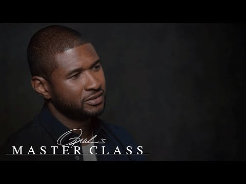 Usher Reveals the Most Difficult Part of Losing His Estranged Father | Oprah's Master Class | OWN