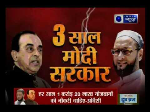 Tonight with Deepak Chaurasia: What has the Central governemnt done for the Muslim community?