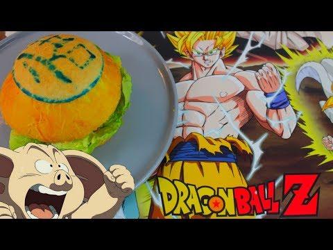 recette-de-geek-#12-:-le-burger-à-base-de-oolong-dans-dragon-ball-z-!