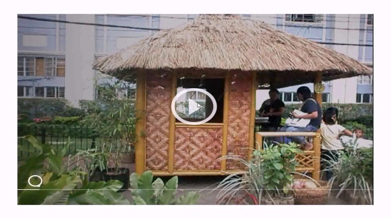 House design kubo - Bahay Kubo House Design Philippines