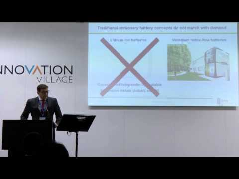 SEMICON Europa 2015 - Innovation Village - JenaBatteries GmbH