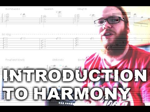 Introduction To Harmony