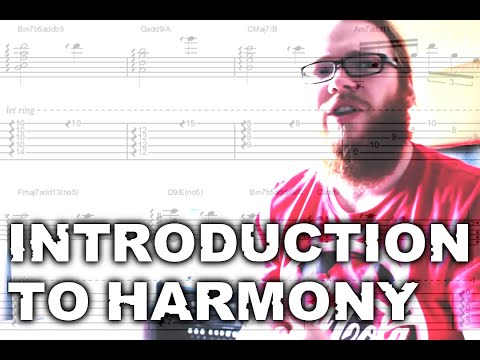 Introduction To Harmony