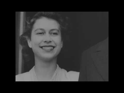Archive Footage Shows Life Of Young Queen Elizabeth II On 94th Birthday | ABC News