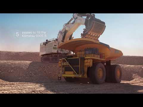 South Flank iron ore mine tour