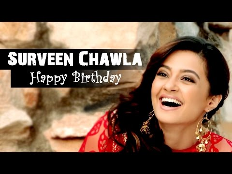 Latest Punjabi Songs Happy Birthday Surveen Chawla Songs  Diljit Dosanjh