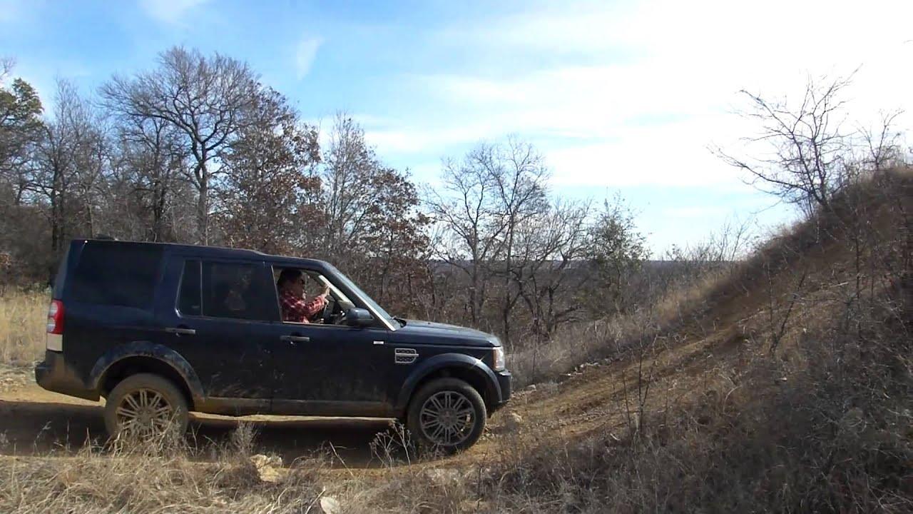 Bridgeport TX 1 22 2011 Land Rover LR4 and LR3 Video 1