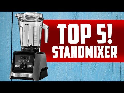 Standmixer Test 2021-Welcher Mixer ist der Beste Smoothie Mixer und Blender kaufen-Test Review