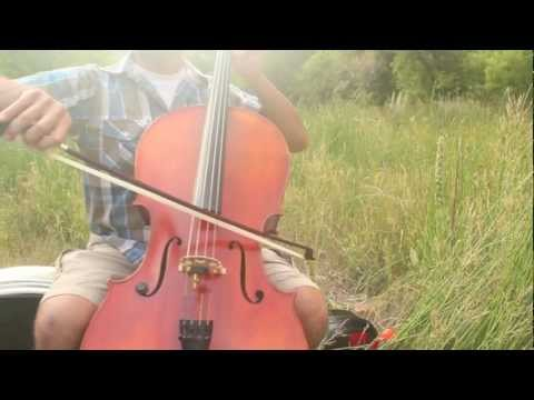 Titanium Starships (Guitar, Cello and Piano Cover by Eric Thayne & McKay Ahping)