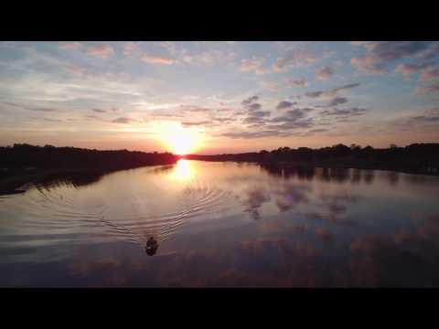 Houston Lake in Warner Robins, GA | sunset