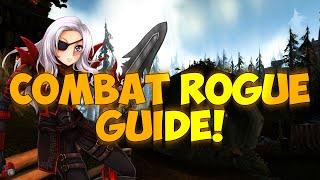 ♣ Sensus   WoW Rogue PvP Guide   WoD Combat Rogue Guide! (WoW WoD Rogue PvP Guide) Patch 6.2.2