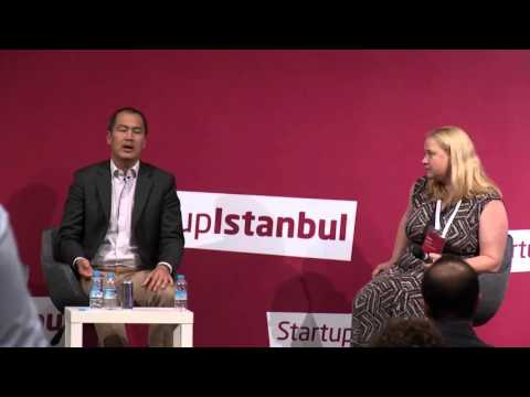 Startup Istanbul 2015 - Andrew Tsao & Vera Shokina (Ask Silicon Valley Bank)