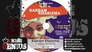 Kaream Kharizma - Purple Bimma (with lyrics)