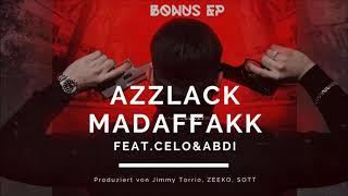 CAPO - AZZLACK MADAFFAKK feat. CELO & ABDI [prod. von Jimmy Torrio, SOTT & Zeeko) [Official Audio]