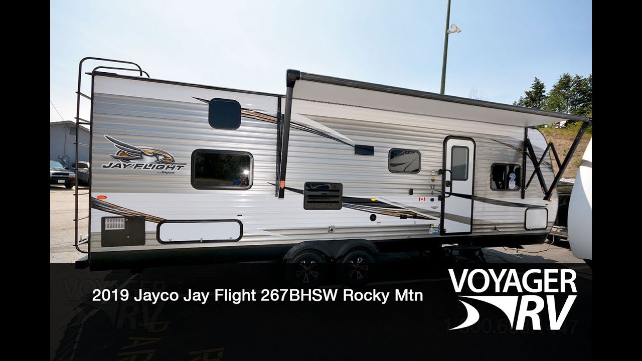 For Sale: New 2019 Jayco Jay Flight 267BHSW Rocky Mountain