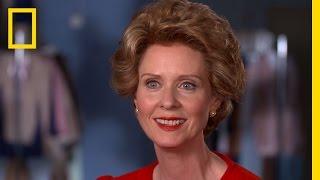 Cynthia Nixon on Playing Nancy Reagan | Killing Reagan