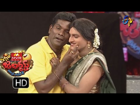 Chammak Chandra Performance | Extra Jabardasth |28th October 2016  | ETV  Telugu