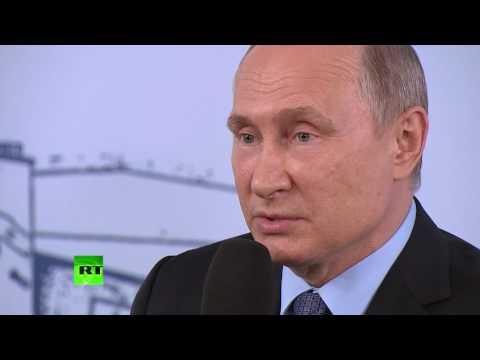 Путин о фильме Стоуна: я смотрел его, но заснул