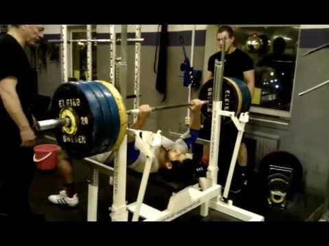 Close Grip RAW Bench Press 175 Kg 385 Lbs 99 218